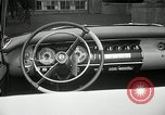 Image of Chrysler Corporation auto show United States USA, 1955, second 50 stock footage video 65675037651