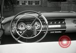 Image of Chrysler Corporation auto show United States USA, 1955, second 51 stock footage video 65675037651