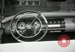 Image of Chrysler Corporation auto show United States USA, 1955, second 52 stock footage video 65675037651