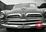 Image of Chrysler Corporation auto show United States USA, 1955, second 57 stock footage video 65675037651