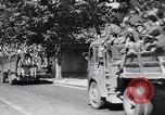 Image of Allied soldiers Southern France, 1944, second 42 stock footage video 65675037767