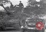 Image of German soldiers Normandy France, 1944, second 48 stock footage video 65675038270