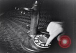 Image of early telephone switching and dialing United States USA, 1926, second 23 stock footage video 65675039599