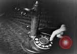 Image of early telephone switching and dialing United States USA, 1926, second 24 stock footage video 65675039599