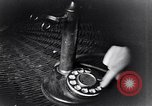 Image of early telephone switching and dialing United States USA, 1926, second 30 stock footage video 65675039599
