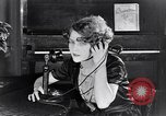Image of early telephone switching and dialing United States USA, 1926, second 33 stock footage video 65675039599