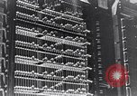 Image of early telephone switching and dialing United States USA, 1926, second 34 stock footage video 65675039599