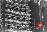 Image of early telephone switching and dialing United States USA, 1926, second 35 stock footage video 65675039599