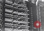 Image of early telephone switching and dialing United States USA, 1926, second 36 stock footage video 65675039599
