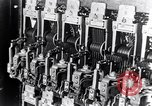 Image of early telephone switching and dialing United States USA, 1926, second 41 stock footage video 65675039599