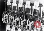 Image of early telephone switching and dialing United States USA, 1926, second 44 stock footage video 65675039599