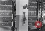 Image of early telephone switching and dialing United States USA, 1926, second 58 stock footage video 65675039599