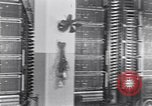 Image of early telephone switching and dialing United States USA, 1926, second 59 stock footage video 65675039599