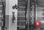Image of early telephone switching and dialing United States USA, 1926, second 60 stock footage video 65675039599