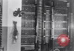 Image of early telephone switching and dialing United States USA, 1926, second 61 stock footage video 65675039599
