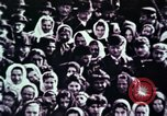 Image of American immigration processing at Ellis Island United States USA, 1910, second 57 stock footage video 65675039771