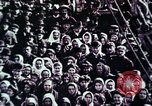 Image of American immigration processing at Ellis Island United States USA, 1910, second 59 stock footage video 65675039771