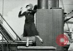 Image of SS Leviathan Atlantic Ocean, 1928, second 57 stock footage video 65675039798