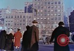 Image of New York City in 1958 New York City USA, 1958, second 22 stock footage video 65675039830