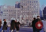 Image of New York City in 1958 New York City USA, 1958, second 23 stock footage video 65675039830