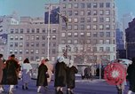 Image of New York City in 1958 New York City USA, 1958, second 24 stock footage video 65675039830