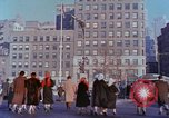 Image of New York City in 1958 New York City USA, 1958, second 25 stock footage video 65675039830