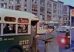 Image of New York City in 1958 New York City USA, 1958, second 27 stock footage video 65675039830