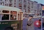 Image of New York City in 1958 New York City USA, 1958, second 29 stock footage video 65675039830
