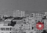 Image of White UN van displaying a white flag Tripoli Libya, 1962, second 15 stock footage video 65675039879