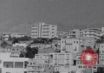 Image of White UN van displaying a white flag Tripoli Libya, 1962, second 16 stock footage video 65675039879