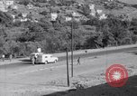Image of White UN van displaying a white flag Tripoli Libya, 1962, second 20 stock footage video 65675039879