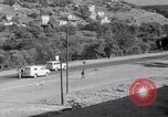 Image of White UN van displaying a white flag Tripoli Libya, 1962, second 21 stock footage video 65675039879