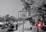 Image of White UN van displaying a white flag Tripoli Libya, 1962, second 38 stock footage video 65675039879