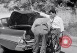 Image of White UN van displaying a white flag Tripoli Libya, 1962, second 45 stock footage video 65675039879