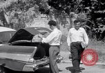 Image of White UN van displaying a white flag Tripoli Libya, 1962, second 48 stock footage video 65675039879