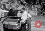 Image of White UN van displaying a white flag Tripoli Libya, 1962, second 51 stock footage video 65675039879