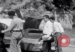 Image of White UN van displaying a white flag Tripoli Libya, 1962, second 52 stock footage video 65675039879