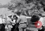 Image of White UN van displaying a white flag Tripoli Libya, 1962, second 53 stock footage video 65675039879