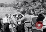 Image of White UN van displaying a white flag Tripoli Libya, 1962, second 54 stock footage video 65675039879