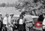 Image of White UN van displaying a white flag Tripoli Libya, 1962, second 55 stock footage video 65675039879