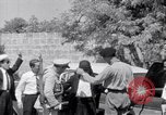 Image of White UN van displaying a white flag Tripoli Libya, 1962, second 56 stock footage video 65675039879