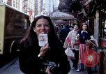 Image of Chinatown New York City New York City USA, 1970, second 12 stock footage video 65675040531