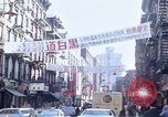 Image of Chinatown New York City New York City USA, 1970, second 13 stock footage video 65675040531