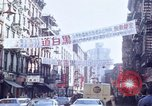 Image of Chinatown New York City New York City USA, 1970, second 14 stock footage video 65675040531