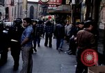 Image of Chinatown New York City New York City USA, 1970, second 21 stock footage video 65675040531