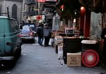 Image of Chinatown New York City New York City USA, 1970, second 43 stock footage video 65675040531