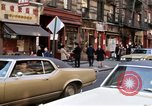 Image of Chinatown New York City New York City USA, 1970, second 48 stock footage video 65675040531