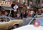 Image of Chinatown New York City New York City USA, 1970, second 49 stock footage video 65675040531