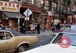 Image of Chinatown New York City New York City USA, 1970, second 51 stock footage video 65675040531