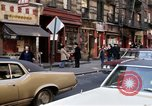 Image of Chinatown New York City New York City USA, 1970, second 52 stock footage video 65675040531